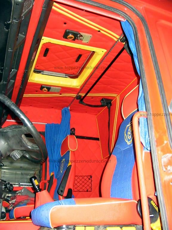 Scania 143 Tappezzeria Duraccio
