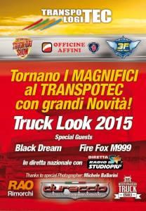 Giovanni Duraccio presente con i suoi splendidi Truck