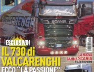 PROFESSIONE CAMIONISTA REPORTS OUR LAST CREATION: VALCARENGHI