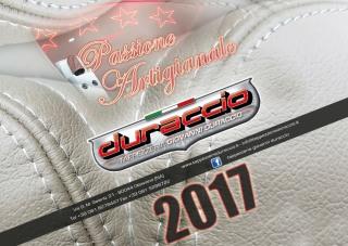 Calendario Duraccio 2017
